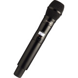 Shure ULXD2/KSM9HS Handheld KSM9HS Black Microphone Transmitter