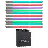 ADJ  LED Pixel Tube 360 Sys 10