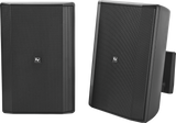 """ELECTRO-VOICE EVID-S8.2T 8"""" CABINET 70/100V PAIR (BLACK OR WHITE)"""