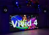 Chauvet DJ Vivid 4X4 4.8mm High Resolution Video Wall Kit with Video Driver