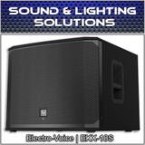"""Electro Voice EV EKX-18S Passive 18"""" Subwoofer Loudspeaker 1600W (EKX 18S)"""