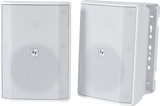 """Electro-Voice EVID-S5.2X - 5"""" Cabinet 70/100V IP65 Pair (White)"""