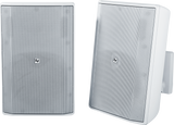 """Electro-Voice EVID-S8.2T - 8"""" Cabinet 70/100V Pair (White)"""