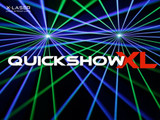 Quickshow Laser Animation Software With X-Laser Frames And Animations