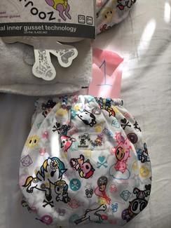 TokiBambino one size pocket diaper #1