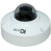 Full HD IP Fish-Eye Mini Dome Camera Indoor 2MP W/ IR & PoE