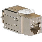Jack HD (High Density) RJ45 CAT6A FTP Shielded ICC