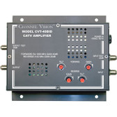 Amplifier 40dB, 5-42 MHz Return Path, 54-1000 MHz Fwd Path