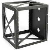 "Side Load Wallmount Rack 12U, 20""H x 19""W x 20""D"