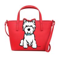 Westie Crossbody Bag