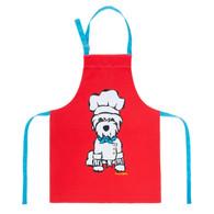 Westie Chef Apron