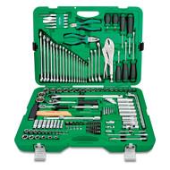 """Toptul GCAI150R1 1/4"""" & 1/2"""" DR. 12PT Tool Kit 150pcs"""