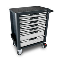 Toptul TCAG0703 Pro-Plus Series 7-Drawer Mobile Tool Trolley Gray