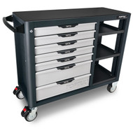 Toptul TCBH0703 Pro-Plus Series 7-Drawer Mobile Workbench Gray