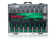 Toptul GAAW0802 Precision Screwdriver Set (Slotted and Phillips Type) 8pcs