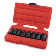 Toptul JGAI0802 Lug Nut Remover / Wheel Lock Removal Tool Kit 8pcs