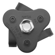 Toptul JDAI65A2 3-Legged Oil Filter Wrench 65-120mm
