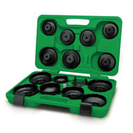 Toptul JGAI1601 Automotive Cup Type Oil Filter Wrench Set 16pcs