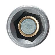 """Toptul BEAB0808 1/4"""" Hex Shank Magnetic Power Nut Setter 8mmx100mm"""