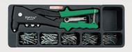 Toptul GAAT0101 Hand Riveter Set 151pcs