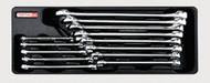 Toptul GBAT1302 (A) Super Torque Combination 15° Wrench Set 13pcs