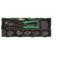 Toptul GTA0135 (A) Hand Riveter Set 151pcs