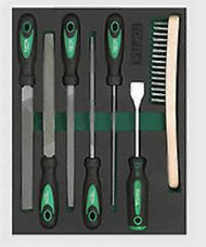 Toptul GVB0701 (B) File Tool Set 7pcs