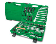"""Toptul GCAI8002 Professional Tool Kit 1/4"""" 1/2"""" 80pcs"""