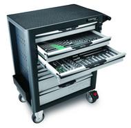Toptul GV-26109 7 Drawer 261 Pcs Metric Tool Kit Pro-Plus