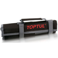 Toptul GPBX1601 Hi-Performance Combination 15° Wrench Set Pouch Bag AF 16pcs