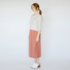 Salmon Channy Skirt