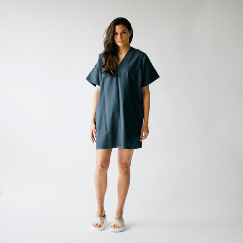 Navy Doré Dress