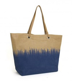 Ombre Straw bag
