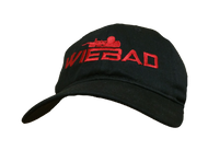 WieBad Logo Black Cap / Red
