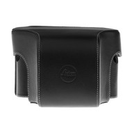Leica Ever-ready case w/Large Front Black for M typ 240