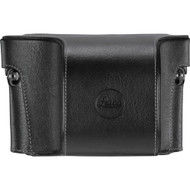 Leica X Vario Ever-ready case, Black Leather