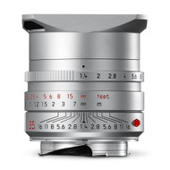 Leica Summilux-M 35mm f/1.4 ASPH, Silver Anodized Finish
