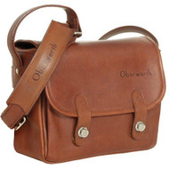 Oberwerth Freiburg Medium Photo Bag - Leather - Light Brown