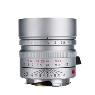 Leica Summilux-M 50mm f/1.4 ASPH - Silver