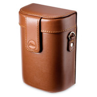 Leica Leather Case Brown for 8 x20
