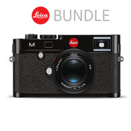 Leica M (Typ 262) Bundle with Summarit-M 50mm f/2.4, SF 40, System Case M
