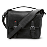 Leica Collection by ONA, Berlin M-System Leather Camera Bag - Black