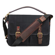 Leica Collection by ONA, Prince Street Camera Messenger Bag - Black