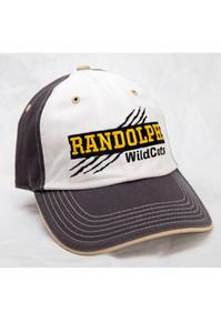 Randolph Grey/White Scratch Cap
