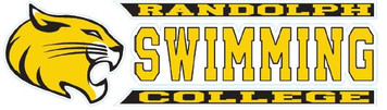 Randolph Swimming Decal