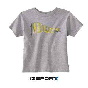 Toddler SS T-shirt by CI Sport