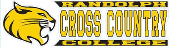 Randolph Cross Country Decal