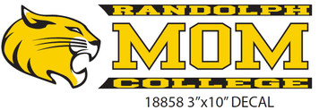 Randolph College Mom Decal