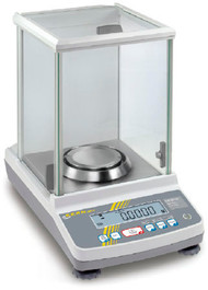 ABT 120-5DM Dual Range Semi-Micro Analytical Balance