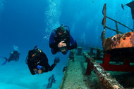 Wreck Diver Certification Course